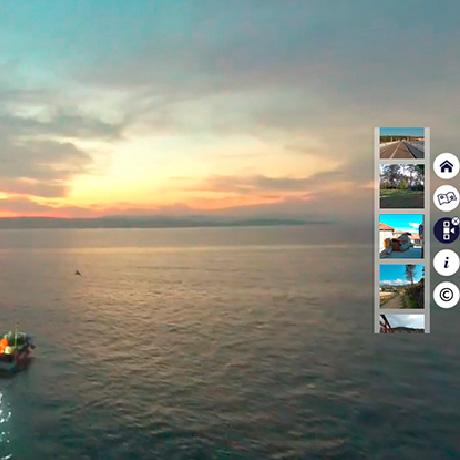 fotografia inmersiva y video 360