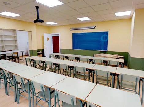 Colegio Plurilingüe Esclavas. Bachillerato
