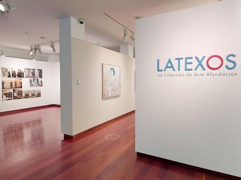 LATEXOS na Colección de Arte Afundación
